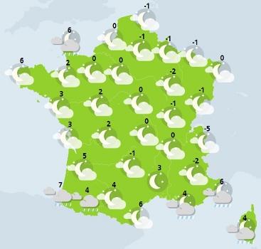 Hiver à la Martinique : météo en France pendant ce temps là ...