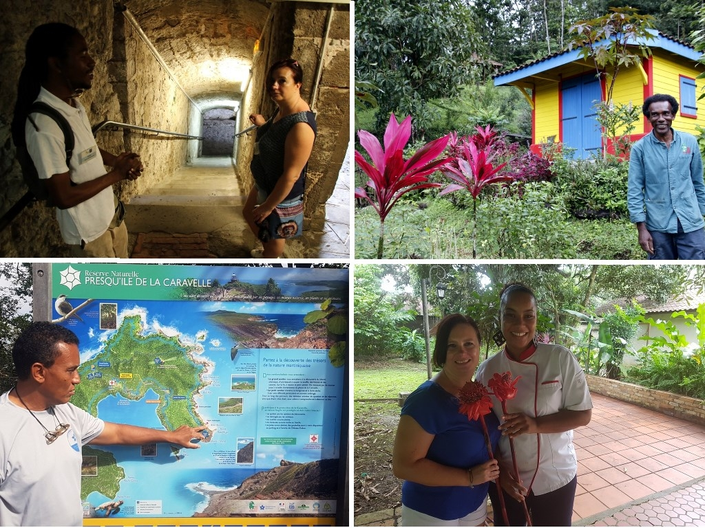 Hiver à la Martinique : Pani pwoblem, rencontrres locales