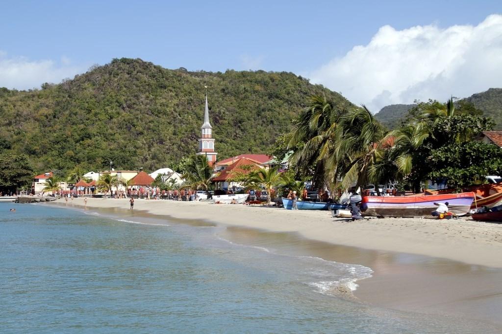 Hiver à la Martinique : Pani pwoblem, Les Anses d'Arlet