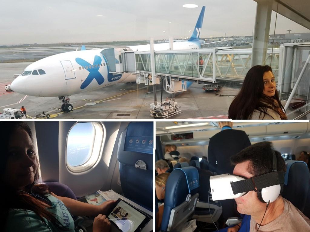 Hiver à la Martinique : Pani pwoblem, vol XL Airways