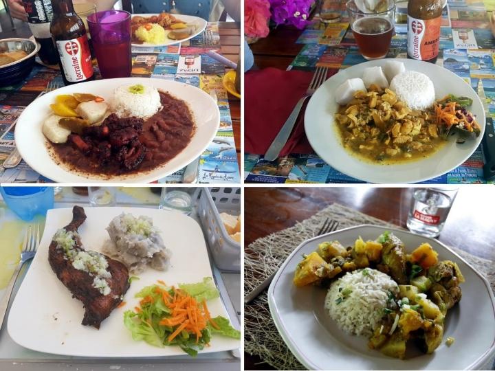 Hiver à la Martinique : Pani pwoblem, la cuisine martiniquaise