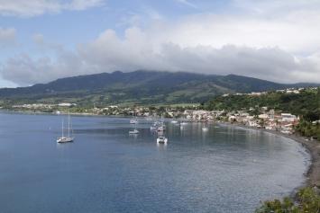Hiver à la Martinique : Pani pwoblem, Baie de Saint-Pierre