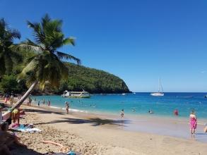 Hiver à la Martinique : Pani pwoblem, l'Anse Dufour