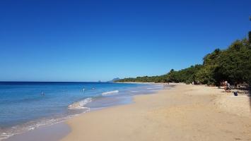 Hiver à la Martinique : Pani pwoblem, Grande Anse des Salines