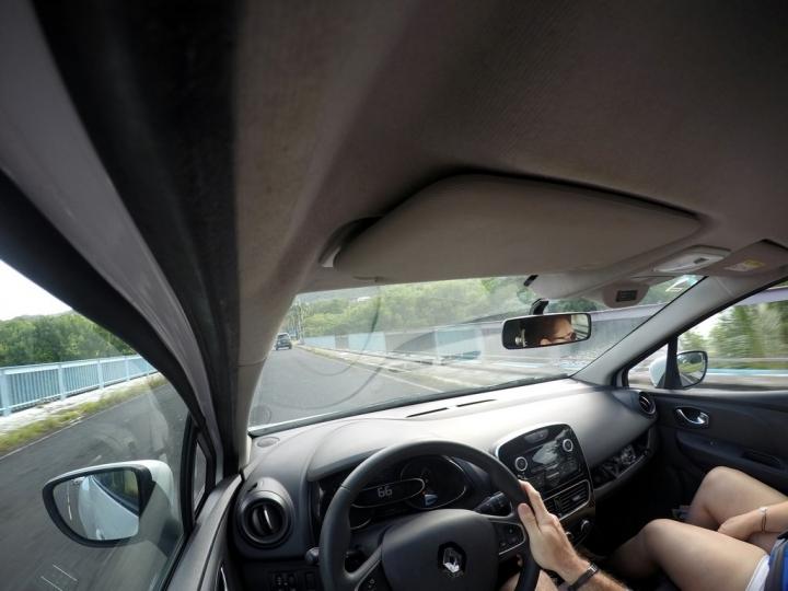 Hiver à la Martinique : Pani pwoblem, Conduire en Martinique