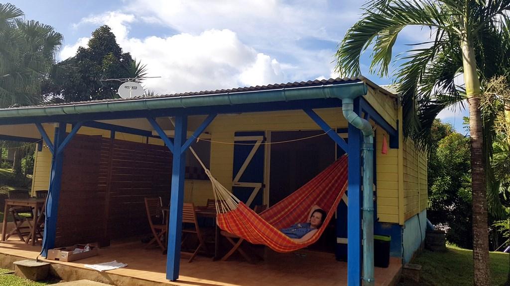 Hiver à la Martinique : Pani pwoblem, profiter d'un hamac