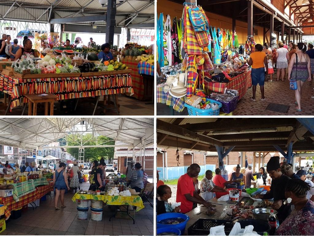 Hiver à la Martinique : Pani pwoblem, les marchés