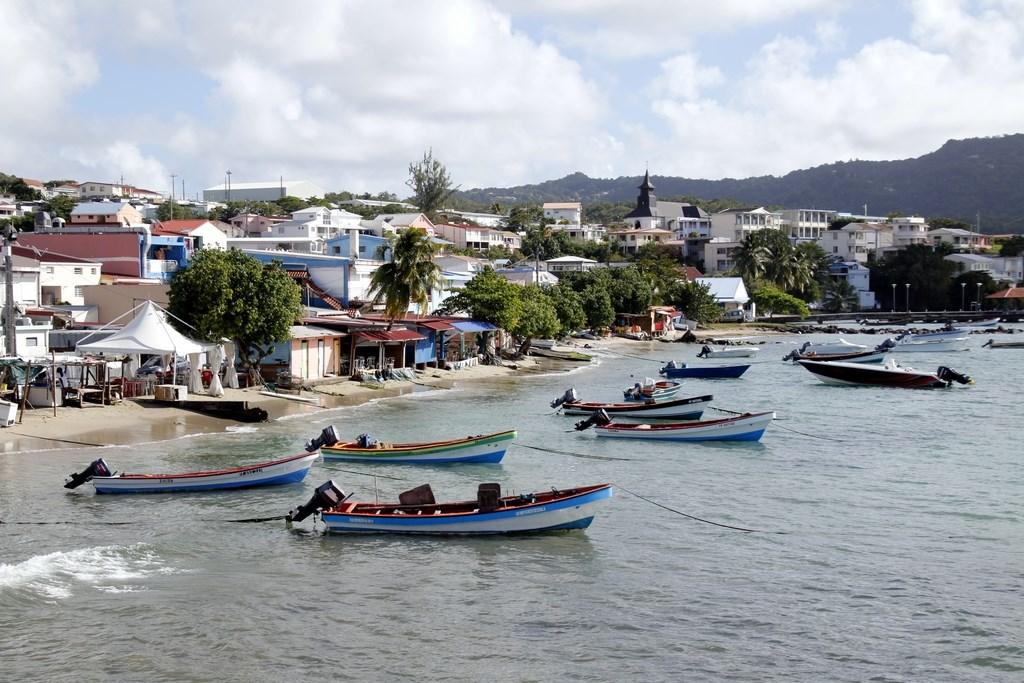 Hiver à la Martinique : Pani pwoblem, Sainte Luce