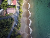 Hiver à la Martinique : Pani pwoblem, paysage exotique