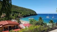 Hiver à la Martinique : l'Anse Dufour