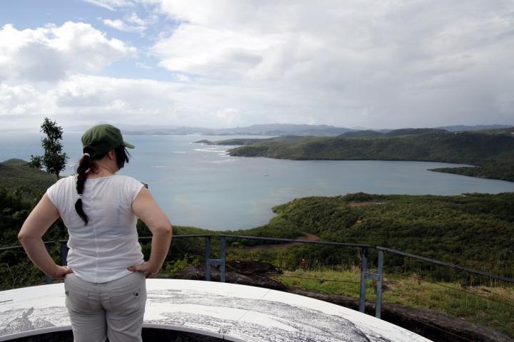 Que faire en Martinique : La Presqu'île de la Caravelle