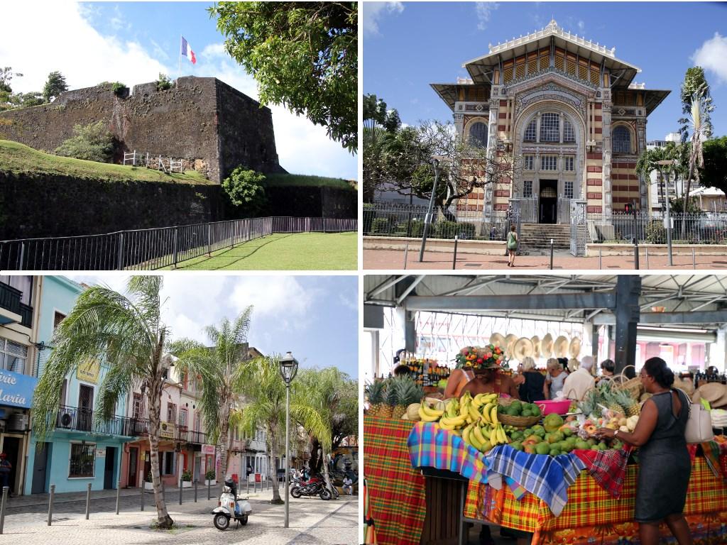 Que faire en Martinique : Fort-de-France
