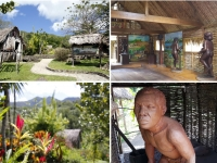 Que faire en Martinique : La Savane des Esclaves