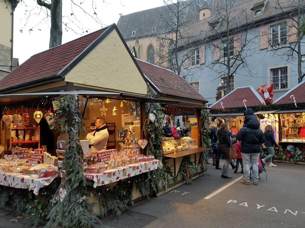 Petite année en Alsace : marché de Noël à Colmar