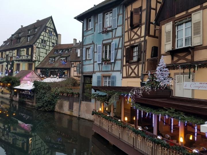 Petite année en Alsace : Petite Venise à Colmar
