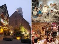 Petite année en Alsace : expositions à Kaysersberg