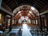 Quend Plage : la chapelle Notre-Dame-des-Pins