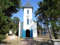 Quend Plage : la chapelle