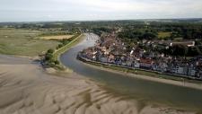 Près de Quend Plage : Saint-Valery-sur-Somme