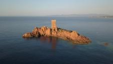Randonner dans l'Esterel : L'île d'Or