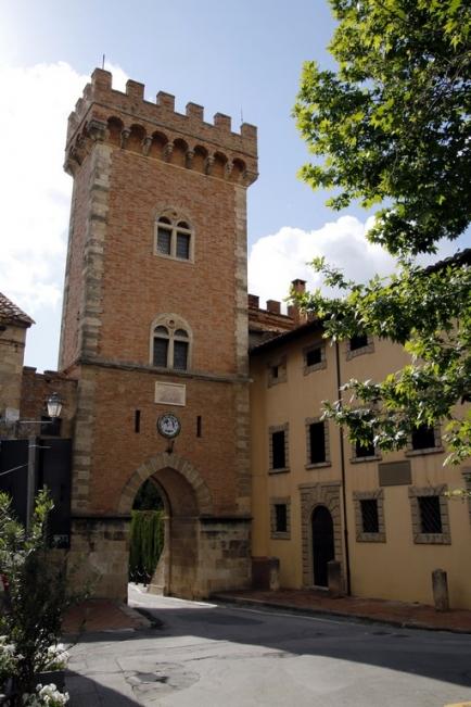 La Toscane : Bolgheri