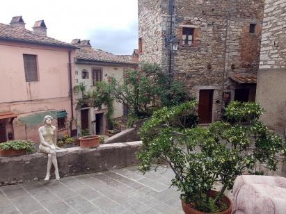 La Toscane : Sassetta