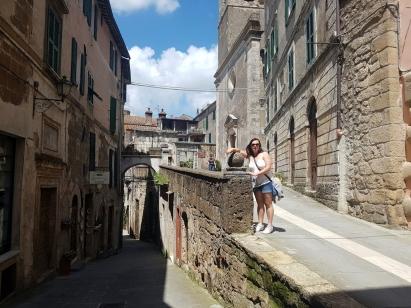 La Toscane : Sorano