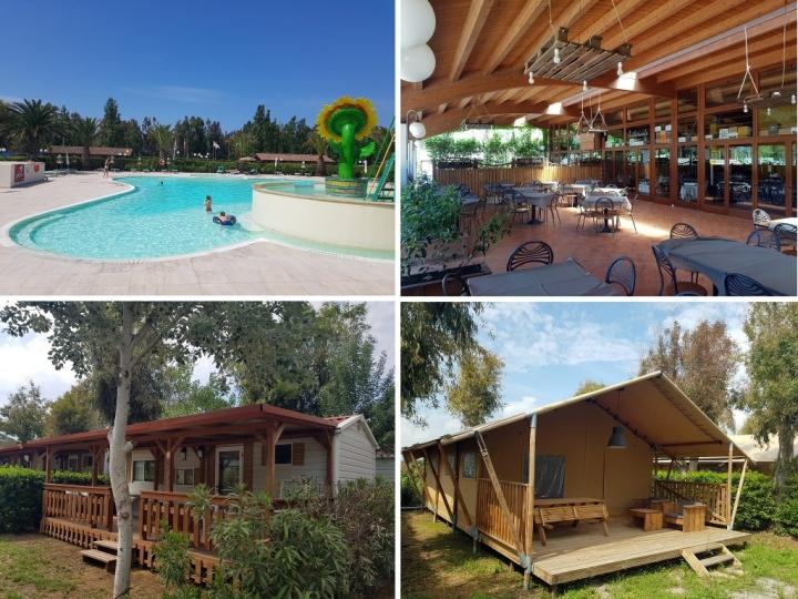 La Toscane : camping village Free Time