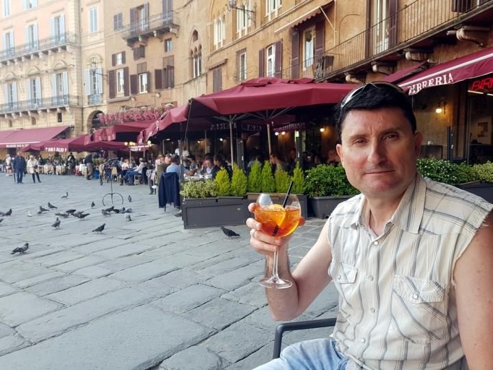 La Toscane : Sienne