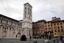 La Toscane : Lucques