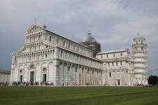 La Toscane : les monuments de Pise