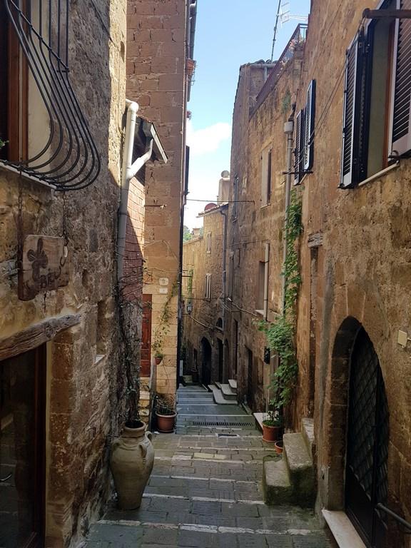 La Toscane : village de charme