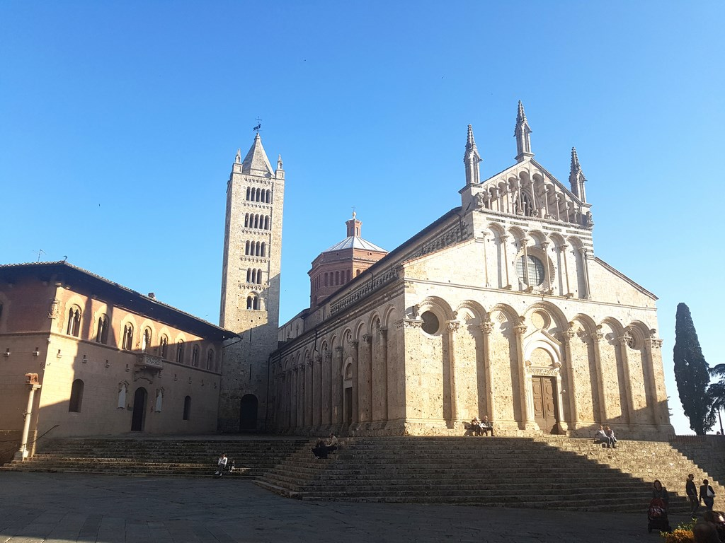 La Toscane : Massa Marittimo