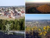Hauts-de-France : les terrils du Bassin Minier