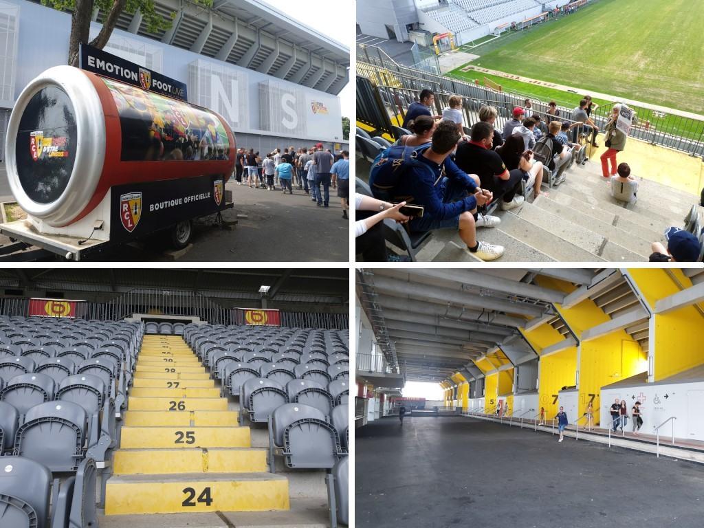 Le Stade Bollaert de Lens