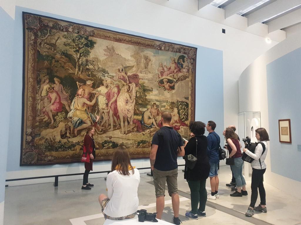 Exposition Homère du Louvre Lens