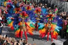 Côte d'Azur en Février : Ambiance festive et colorée