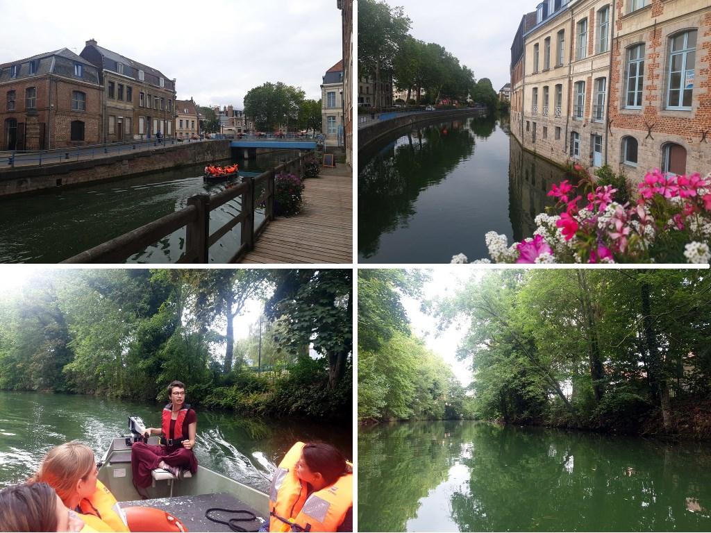 Découvrir Douai : avec les bateaux promenade