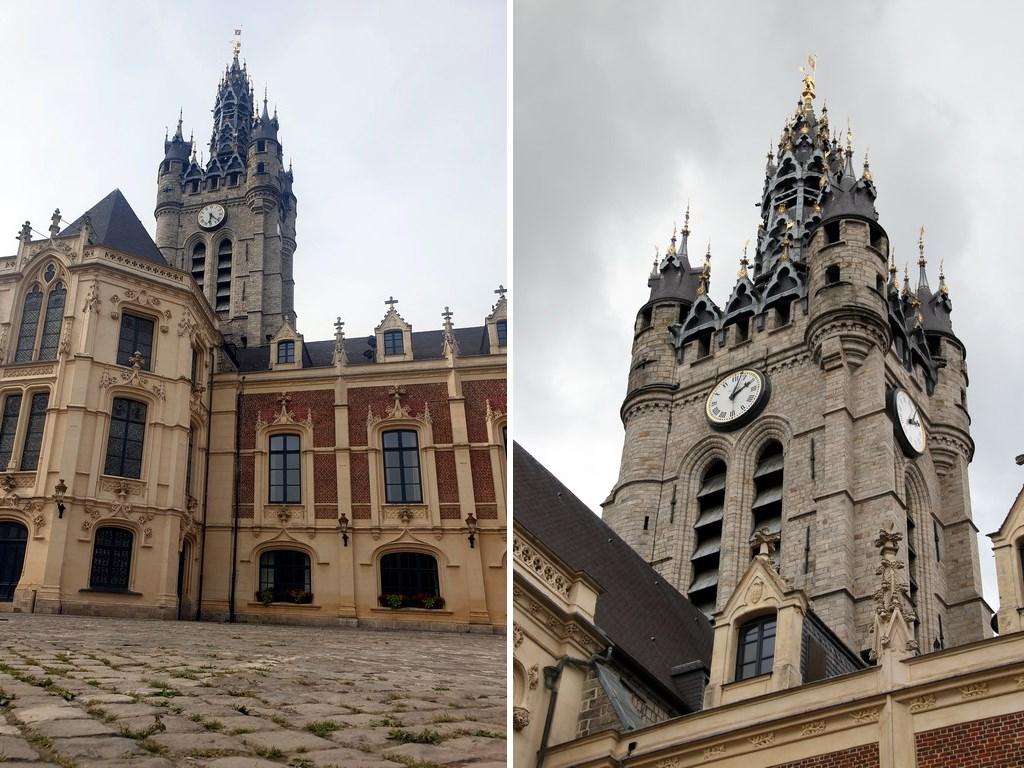 Découvrir Douai : le beffroi