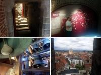 Découvrir Douai : visiter le beffroi