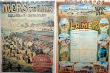 Vieilles affiches de Mers-les-Bains