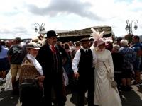 De jolis costumes à voir à la Fête des Baigneurs de Mers-les-Bains
