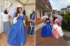 De jolies tenues à voir durant la Fête des Baigneurs de Mers-les-Bains
