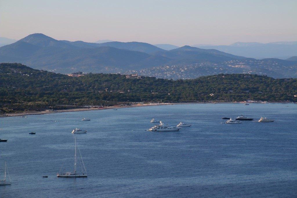 Golfe de Saint-Tropez : Cap Camarat