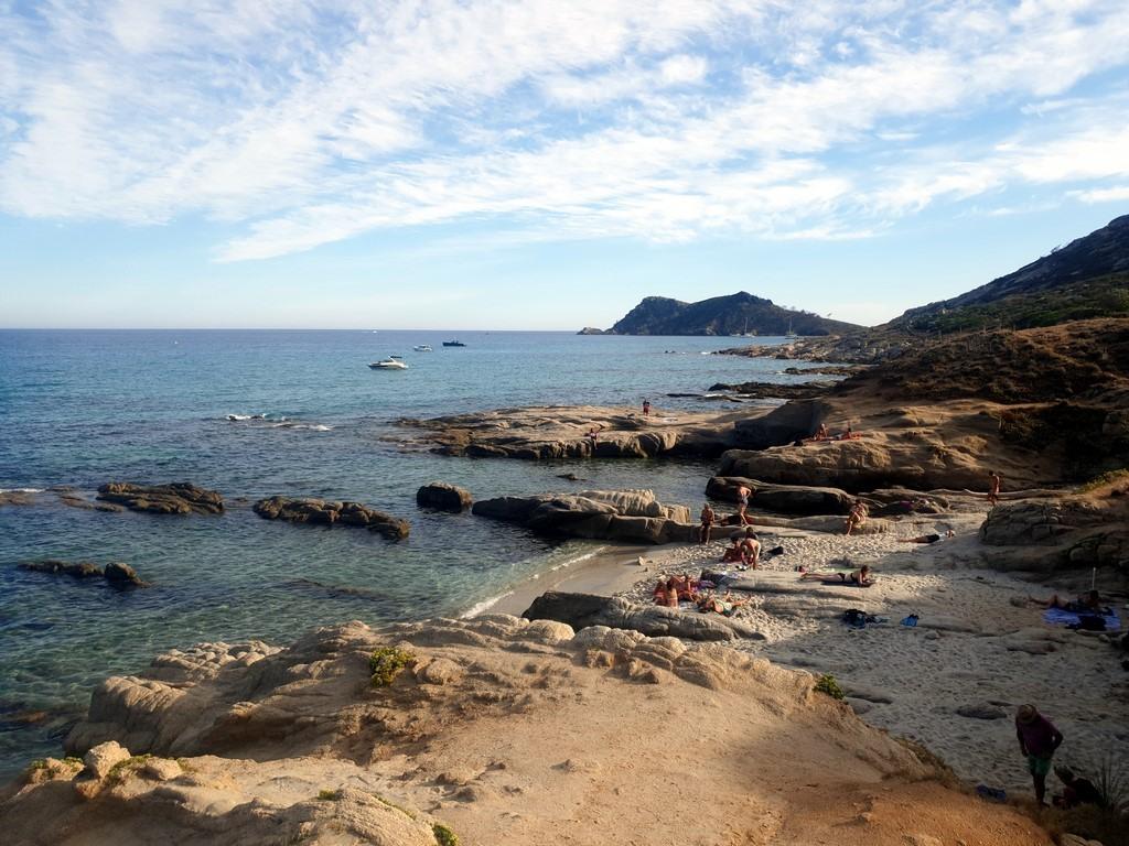 Golfe de Saint-Tropez : Cap Taillat