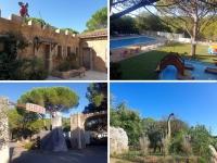 Golfe de Saint-Tropez : Camping Domaine de Verdagne