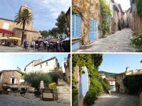 Golfe de Saint-Tropez : Grimaud