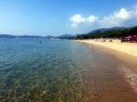 Golfe de Saint-Tropez : Pardigon Beach