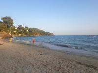 Golfe de Saint-Tropez : Plage du Rayol