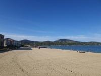 Golfe de Saint-Tropez : Plage de Port Grimaud